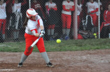 # 20 make contact for a hit.