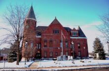 fayette co. court house , Connersville Indiana